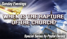 Rapture Special Message