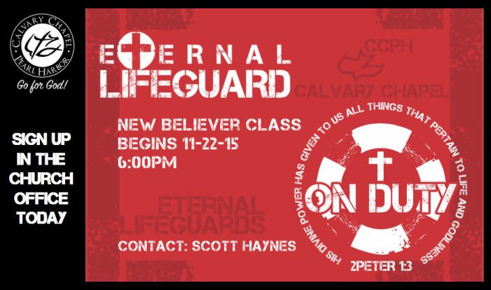 Eternal Lifeguard
