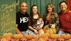 Skinner Fall Family Photo