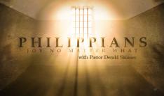 Philippians 2016