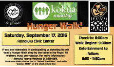 Hunger Walk 2016