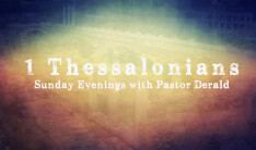 1 Thessalonians 2016