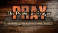 Power of Prayer Series