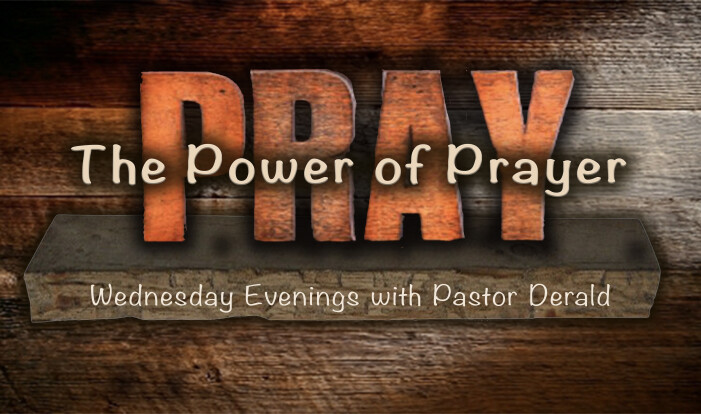 The Power of Prayer Series 2017