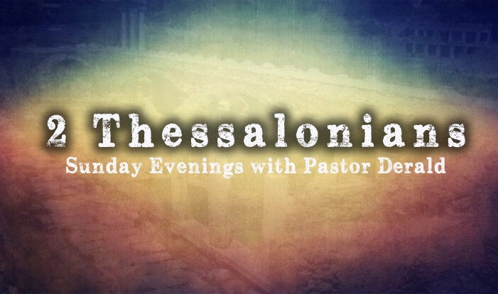 2 Thessalonians 2017