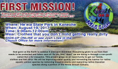 Kids Mission Aug 2017