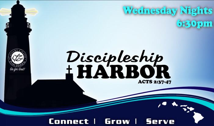 Discipleship Harbor 2018
