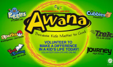 Awana Volunteer 2018
