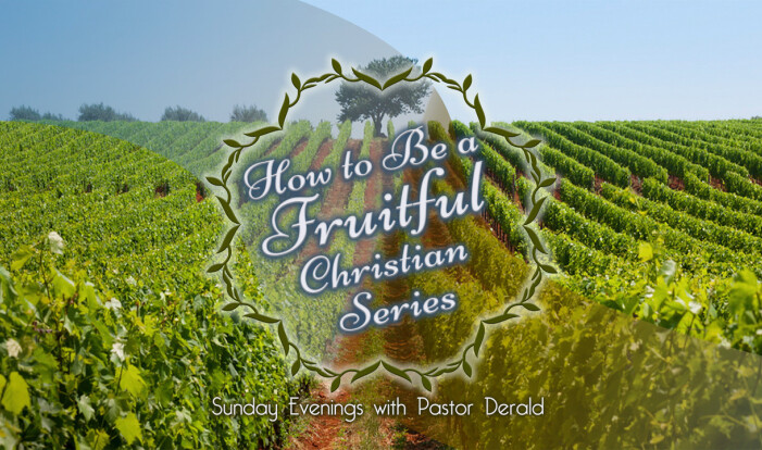 2018 Fruitful Christian Series